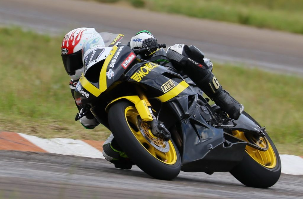 Ducati Zoe Bosch owners group south africa ambassador Monroe racing