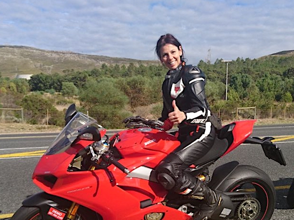 Reader's letter: Ducati V4 Cape Town Test Ride