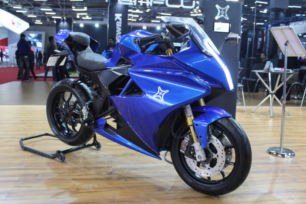 Electric motorcycles india 1