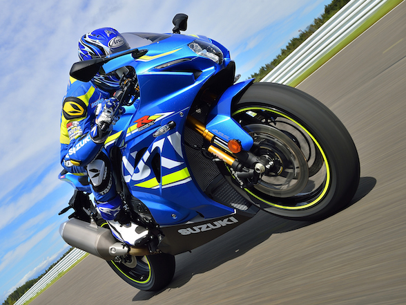 Review: 2017 Suzuki GSX-R 1000 R – FIRST RIDE