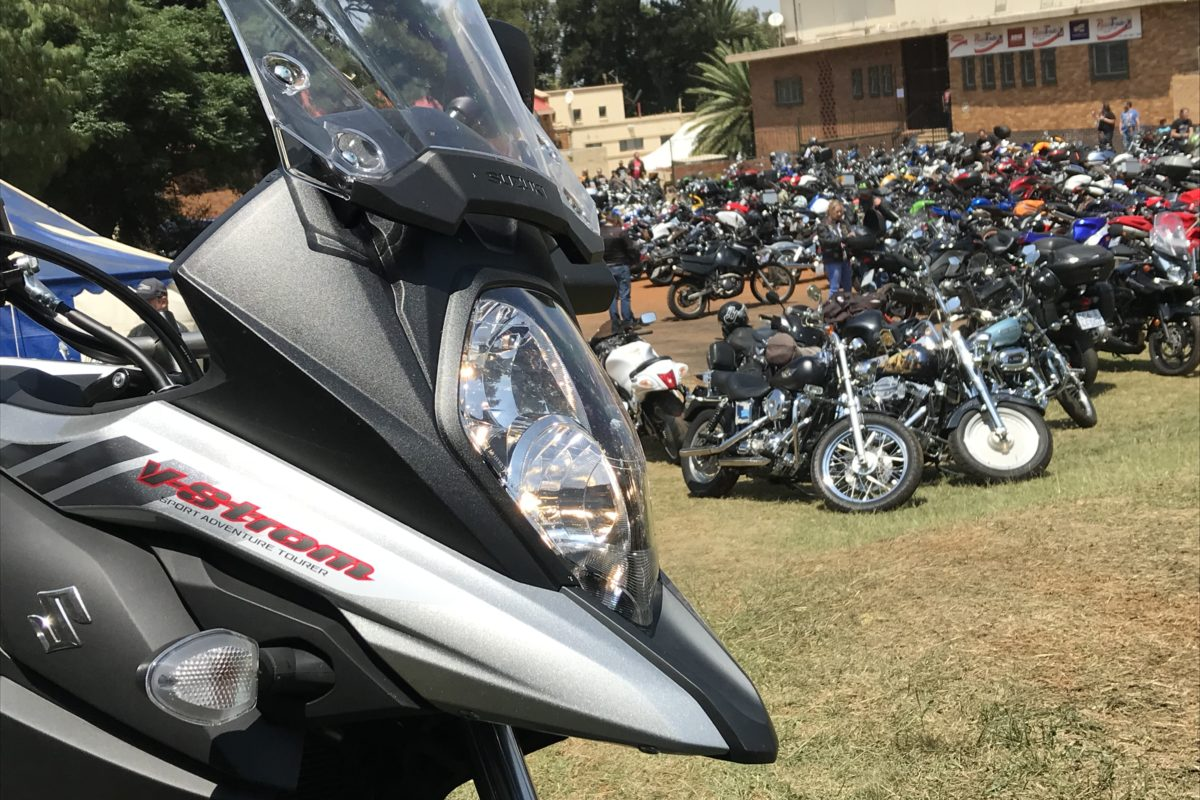 Gallery: The Ink & Iron Show 2018 on a 650 V-Strom