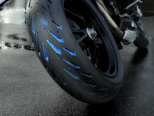 Competition: Win a set of Michelin Road 5 tyres