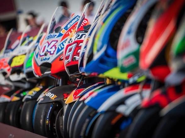 Qatar MotoGP viewing at Rim & Rubber this Sunday