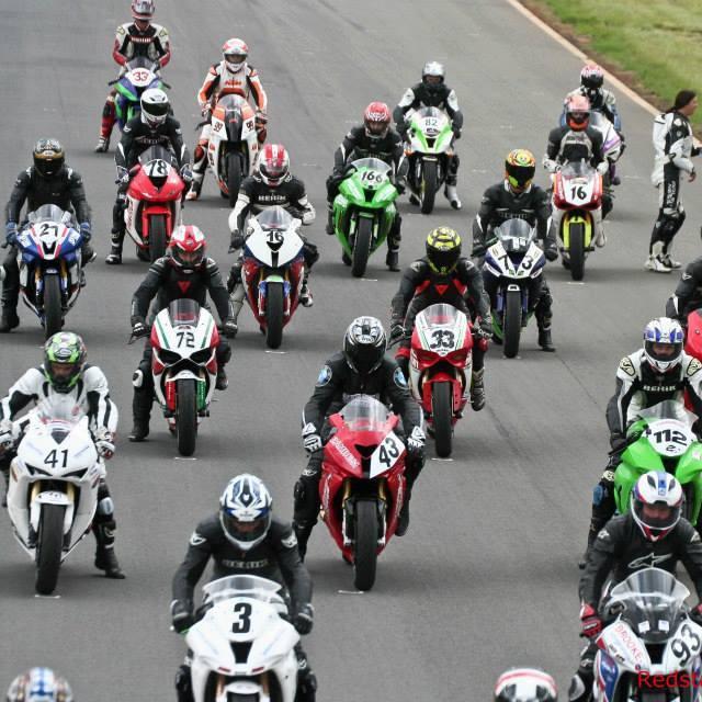 Red Star Raceway no MSA WOMZA 2