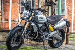 Video: The Ducati Scrambler 1100 feature run down