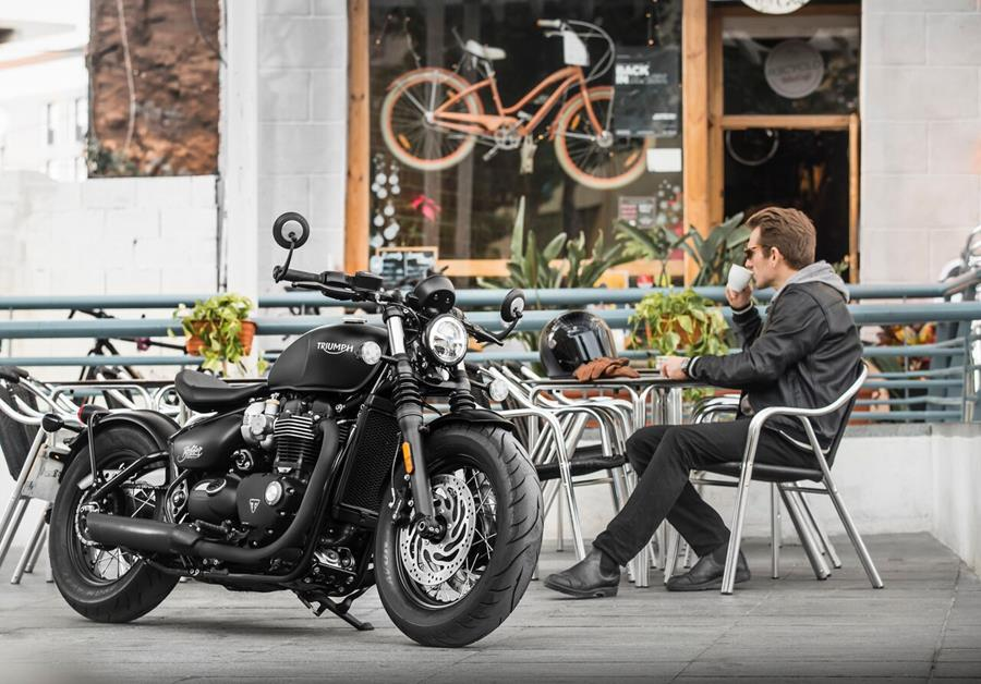 Triumph South Africa new distributor importer Fury Bobber details demo day