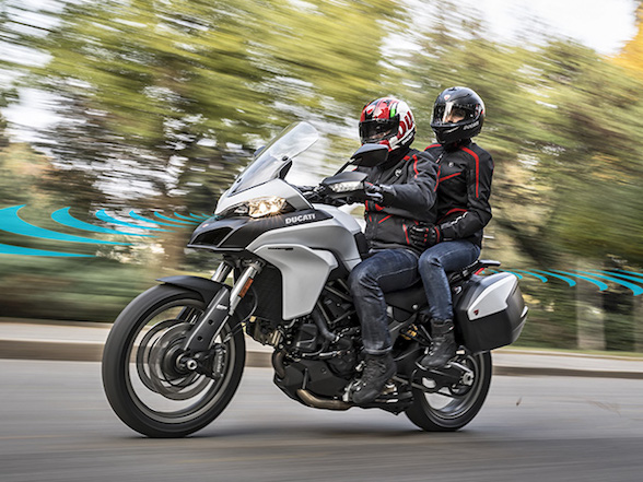 Ducati to introduce motorcycle radar systems by 2020