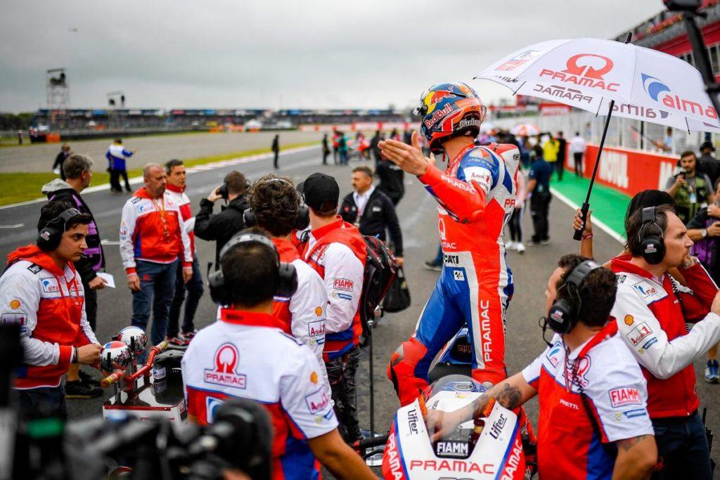 MotoGP Argentina Marquez fault Rossi Jack Miller strt grid