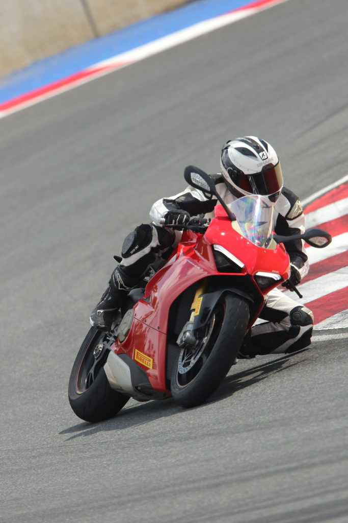 Pirelli Rossa Corsa 2 Kyalami launch DRC Ducati