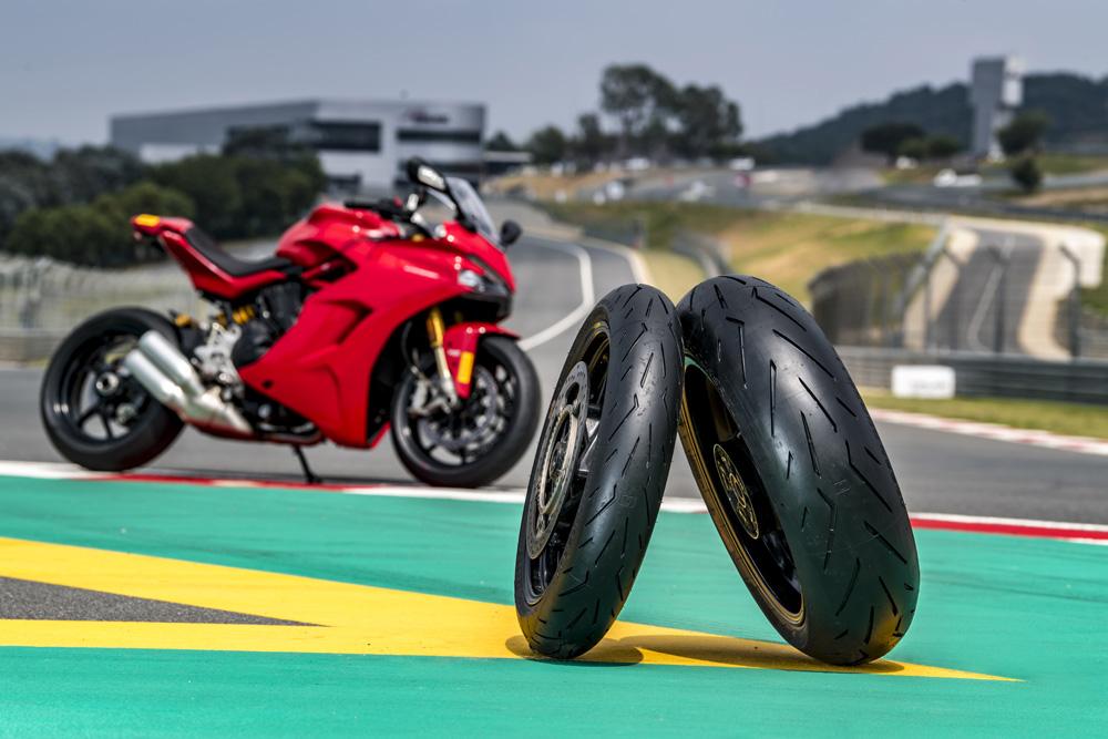 Pirelli Rossa Corsa 2 Kyalami launch Kyalami