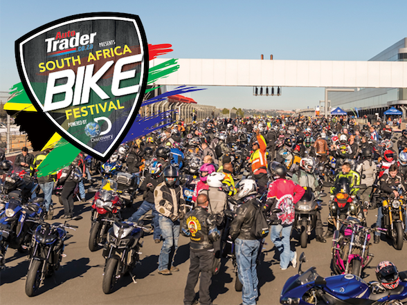 Happenings at this year's SA Bike Festival – 25 to 27 May