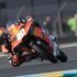 Darryn Binder Le Mans Qualifying lean