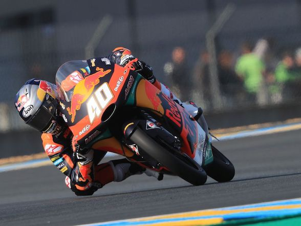 Best qualifying of the season for Darryn Binder at Le Mans