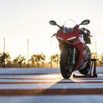 Ducati Panigale V4 PANIGALE V4 STATIC 20 South Africa Bike Festival display