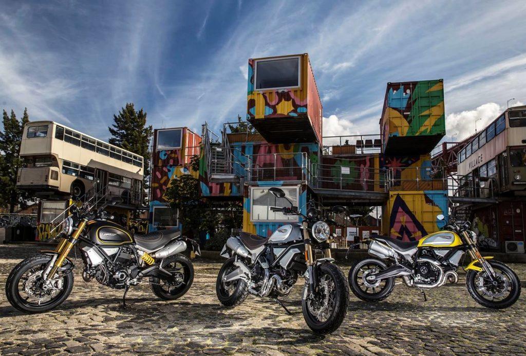 Ducati Scrambler 1100 Cape Town Launch