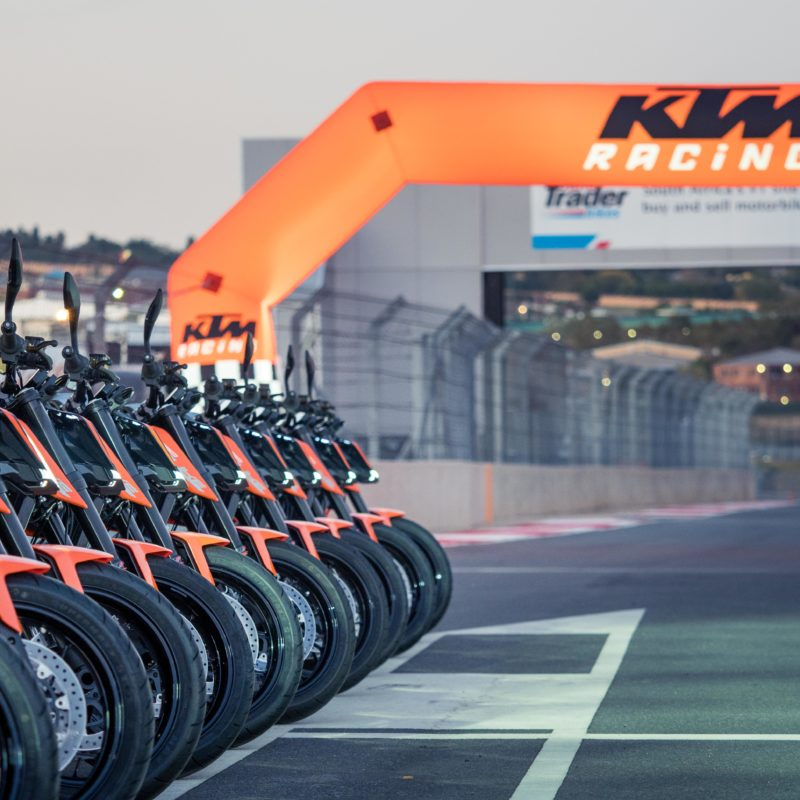 KTM 790 Duke Media Launch