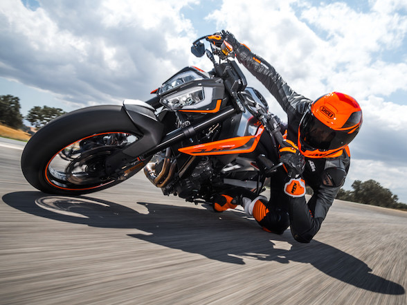 Ride the KTM 790 Duke at South Africa Bike Festival this weekend