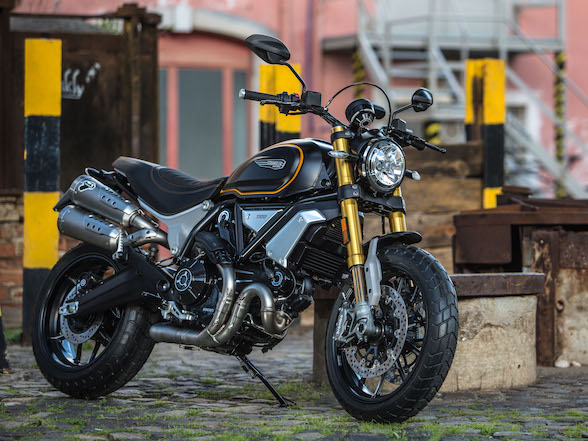Ducati SA to launch Scrambler 1100 at SA Bike Festival