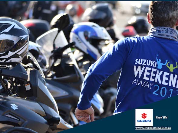 Suzuki Weekend Away – the Numbi Hotel, Hazyview, 29 June – 1 July 2018