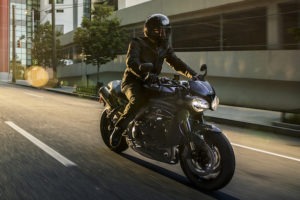 """Triumph Speed Triple RS: """"I'm starting to catch the feelings"""""""