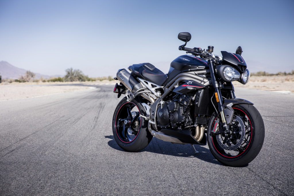 0O6A8407 2018 Triumph Speed Triple 1050 RT
