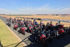 Pics and video: Ducati Owners Club of SA Red Star ride