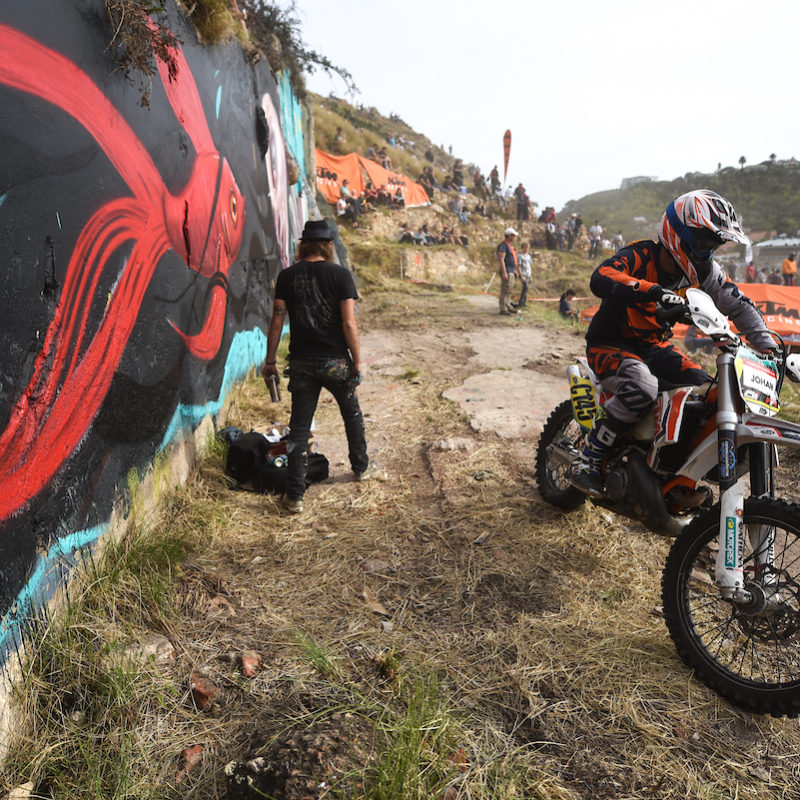 2018 Inner City Enduro - Daniel Coetzee for ZCMC-0391