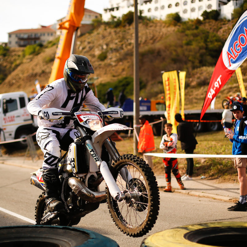 2018 Inner City Enduro - Daniel Coetzee for ZCMC-7895