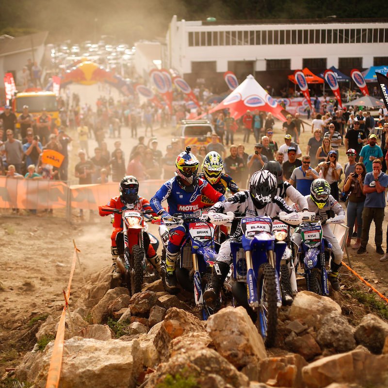 2018 Inner City Enduro - Daniel Coetzee for ZCMC-8107