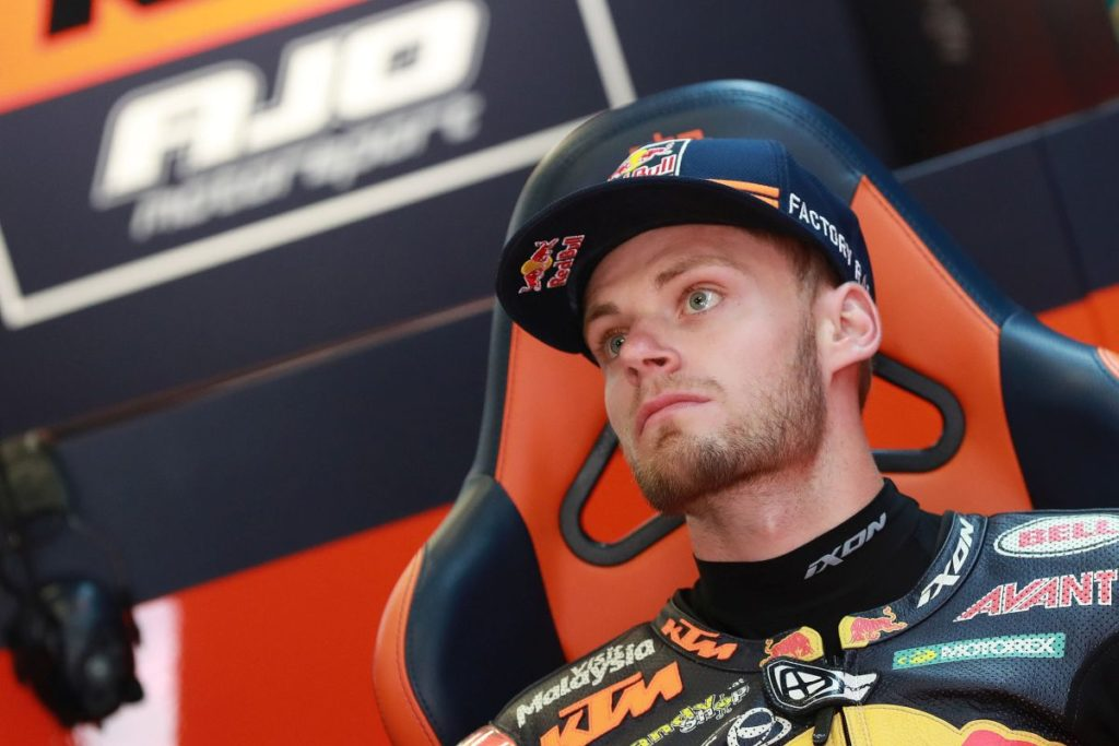 Brad Binder qualifying Catalunya intense top five
