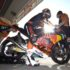 Darryn Binder qualifying Catalunya sun spot temperature