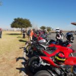 Ducati Owners Club South Africa DOCSA Red Star 13