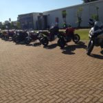Ducati Owners Club South Africa DOCSA Red Star 2