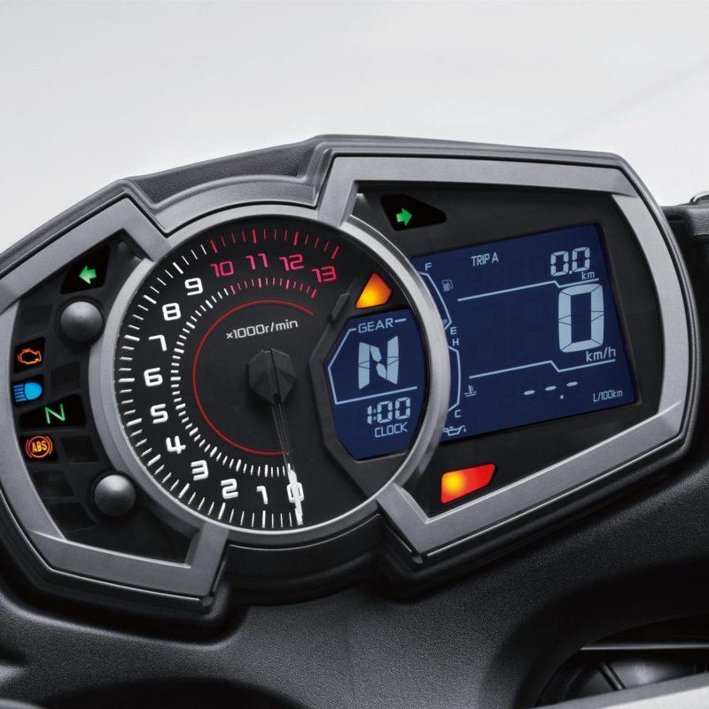 Kawasaki Ninja 400 Dash