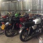 Simon Fourie Classic Motorcycle Sale 0918