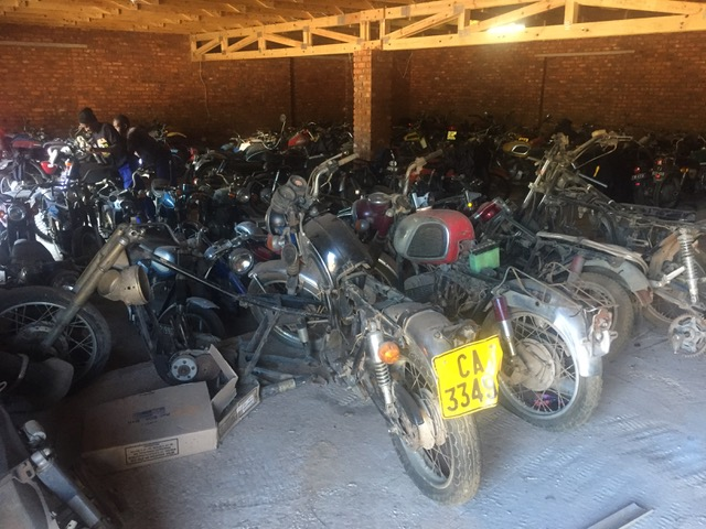 Simon Fourie Classic Motorcycle Sale 0925