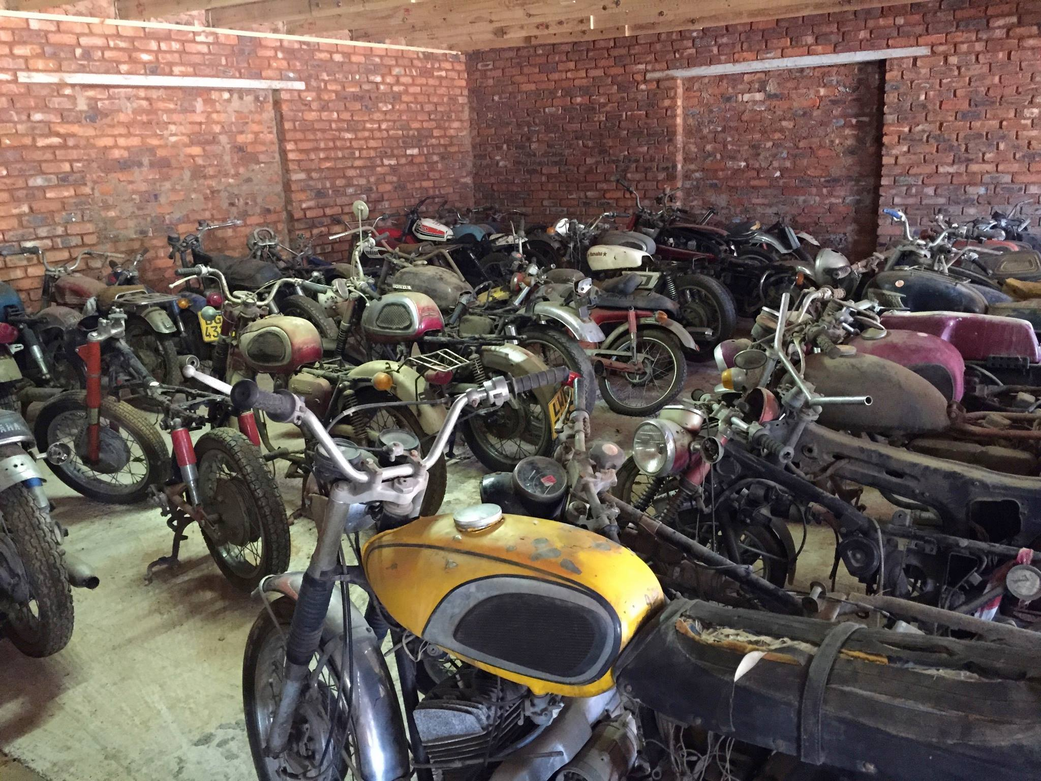 The list of Simon Fourie's classic bikes for sale – 8 July
