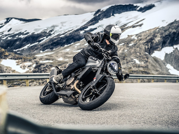 """Husqvarna Vitpilen 701 review: """"They are so far ahead of the curve"""""""