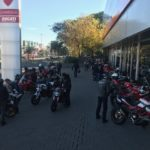 a Ducati Owners Club South Africa DOCSA Red Star 1