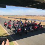 a Ducati Owners Club South Africa DOCSA Red Star 10