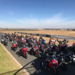 a Ducati Owners Club South Africa DOCSA Red Star 12