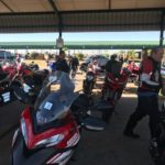 a Ducati Owners Club South Africa DOCSA Red Star 4