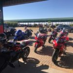 a Ducati Owners Club South Africa DOCSA Red Star 5