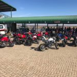 a Ducati Owners Club South Africa DOCSA Red Star 6