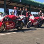 a Ducati Owners Club South Africa DOCSA Red Star 8