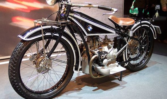 Great Bikes:1923 BMW R32 – the birth of the boxer twin motorcycle