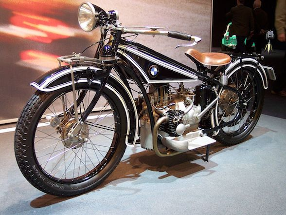 Great Bikes: 1923 BMW R32 – the birth of the boxer twin motorcycle