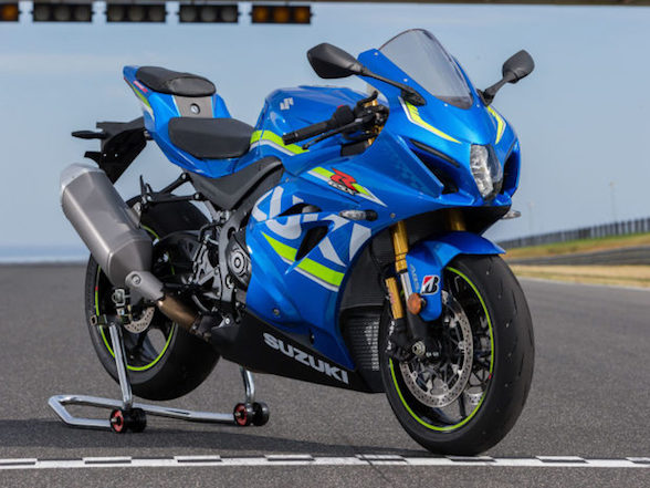 Suzuki East promotion: Save R40,000 on a GSXR1000 and more