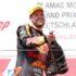 Brad Binder German Win Moto2 KTM