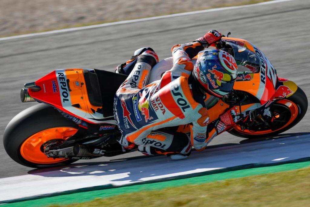 Dani Pedrosa Retiring MotoGP cornering